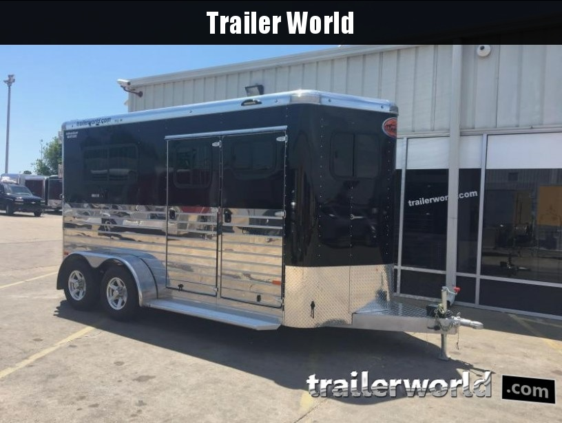 2017 Sundowner LIMITED EDITION Charter TR SE 2 Horse Trailer