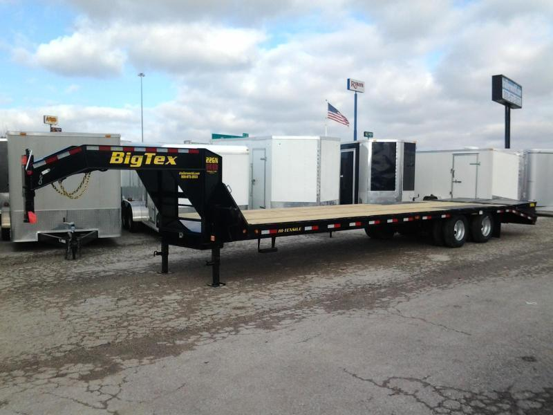 2017 Big Tex Trailers 22GN-28