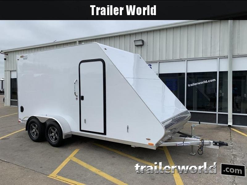 2019 Legend 7' x17' All Sport Aluminum Side x Side Hauler Trailer