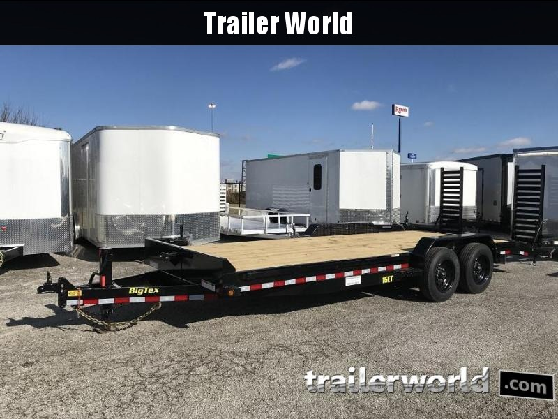 2018 Big Tex NEW MODEL 16ET-20