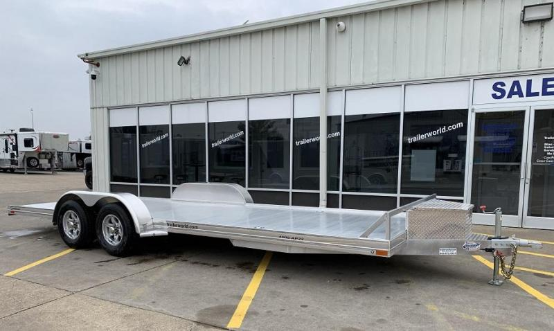 2019 Sundowner 4000AP - 22' Aluminum Open Car Hauler Trailer