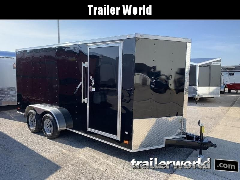 2019 CW 7' x 16' x 6'6 Enclosed Cargo Trailer