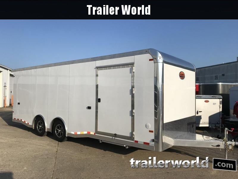 2018 Sundowner 24' Spread Axle Car / Race Trailer