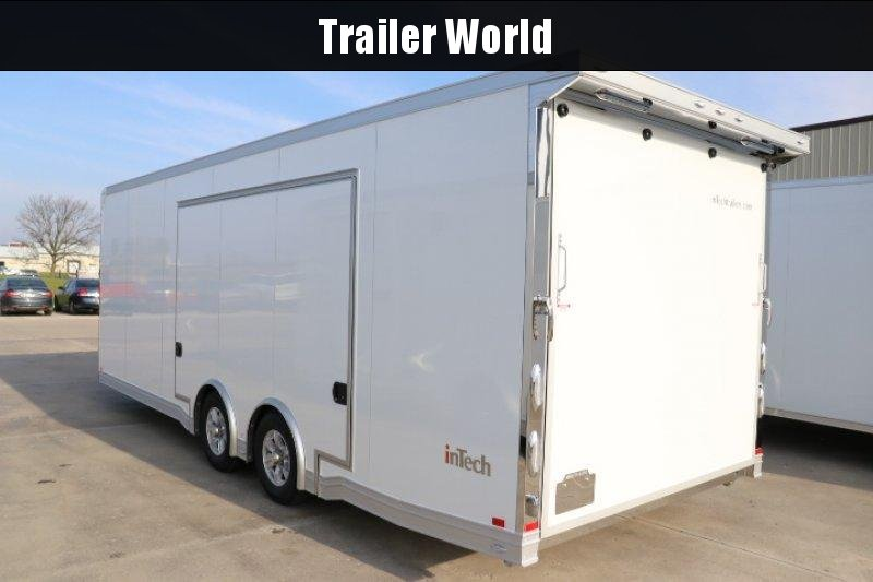 2019 inTech Trailers 24 Full Access Door Car / Racing Trailer
