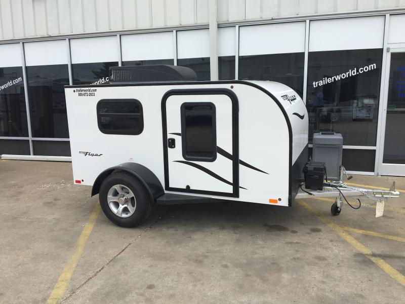 2016 inTech Trailers FLYER Camping / RV Trailer