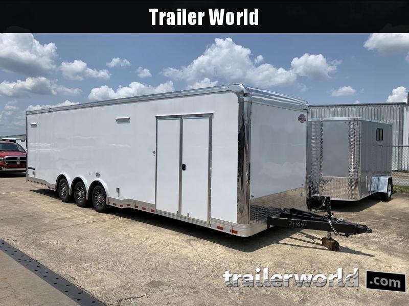 2020 Cargo Mate 32' Eliminator Race Trailer