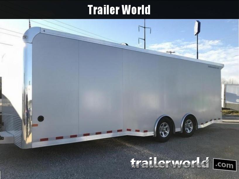2018 Sundowner 24' Spread Axle Car / Race Trailer