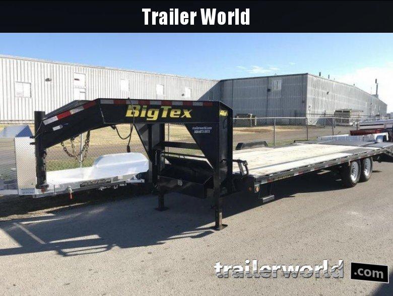 2015 Big Tex Trailers 14GN-20