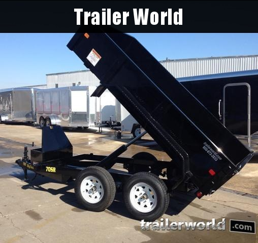 2018 Big Tex Trailers 70SR-10