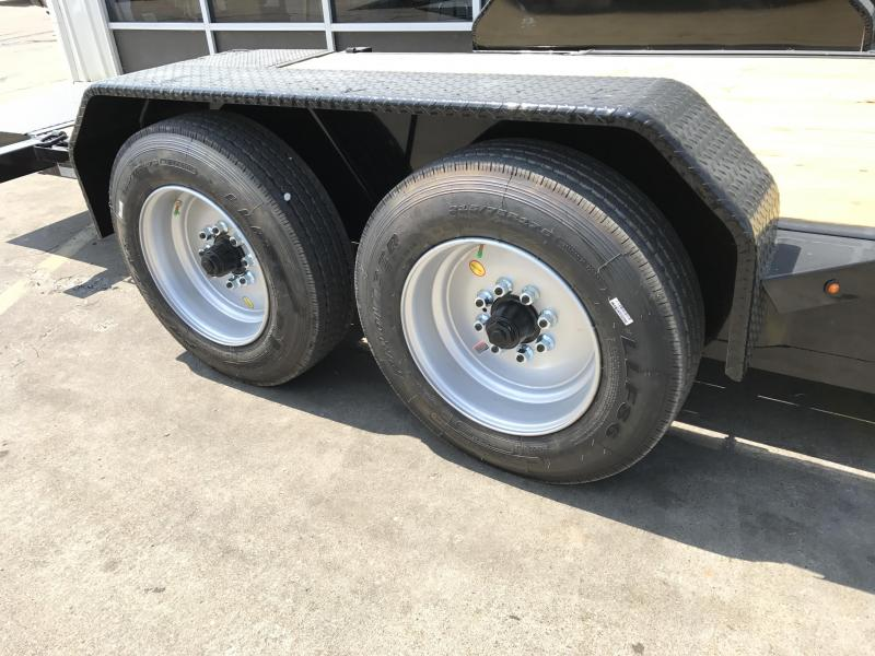 2018 Sure-Trac 16 + 4 Tilt Bed Equipment 17.5 Tires