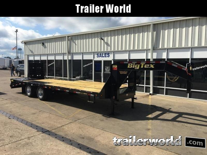 2018 Big Tex Trailers 22GN-25