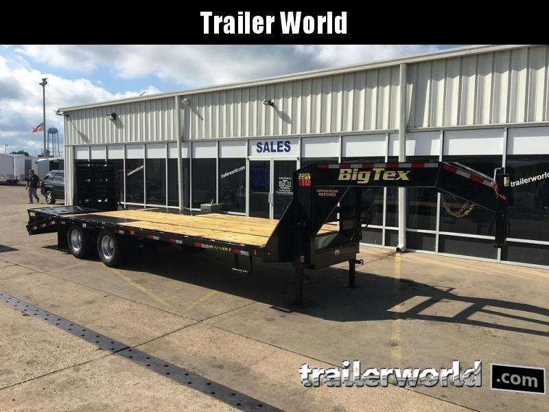 2018 Big Tex Trailers 22GN-25