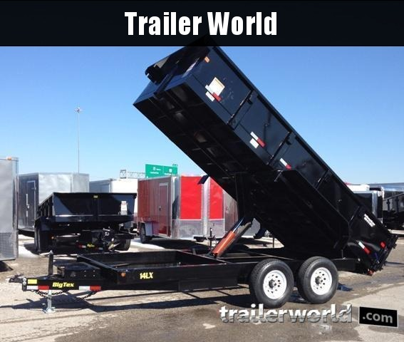 2018 Big Tex Trailers 14LX 16