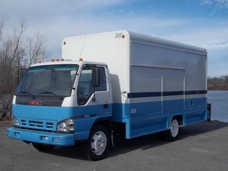 2006 GMC W4500 Vending Truck