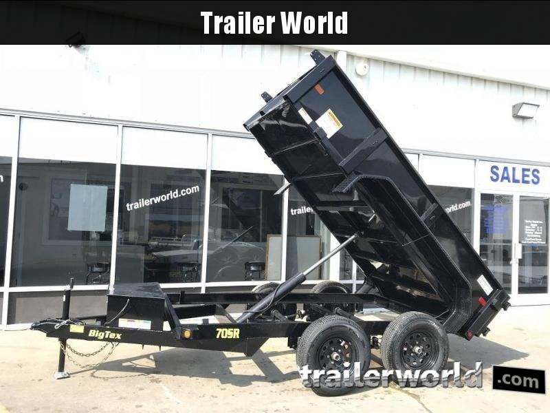 2019 Big Tex Trailers 70SR-10
