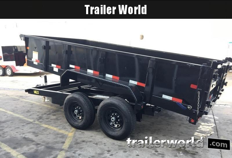 2018 Big Tex Trailers 14LX-14