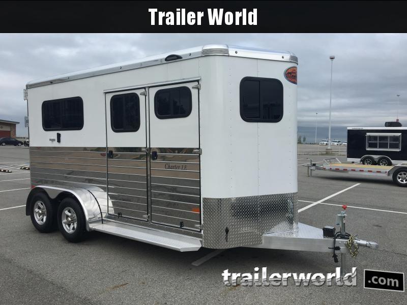2018 Sundowner LIMITED EDITION Charter TR SE 2 Horse Trailer