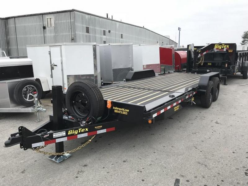 2018 Big Tex Trailers 16TL-22