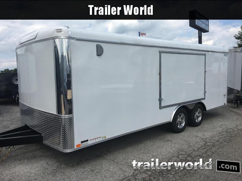 2018 United 20' Show Car Trailer