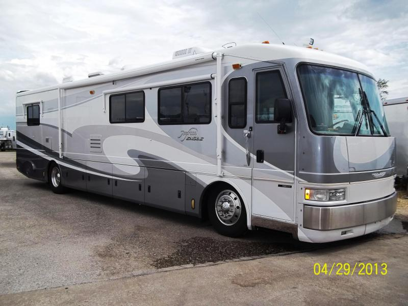 1999 Fleetwood RV American Eagle Class A 40' Diesel Pusher