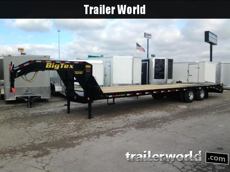 2017 Big Tex Trailers 22GN-28
