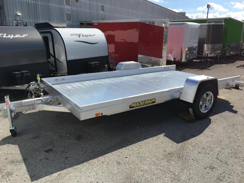 2018 Aluma 7212HSLR Aluminum 6