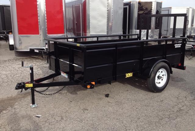 2014 Big Tex Trailers 30SV 5' x 10'  Vanguard Utility Trailer
