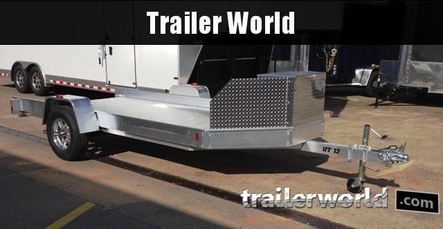 2018 Aluma UT12 Aluminum Utility Trailer 6