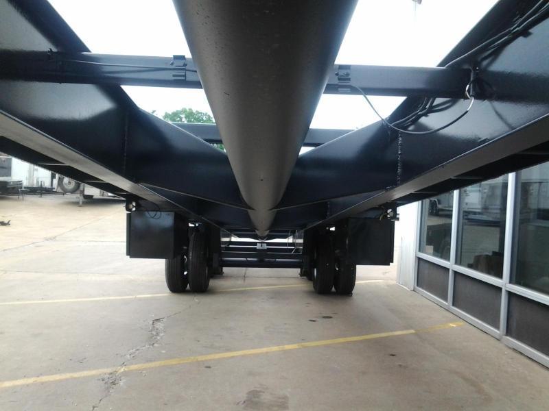 2016 Big Tex Trailers 20AC 51' 3 Car Wedge Trailer Transporter ...