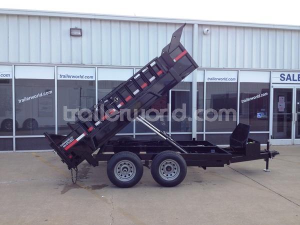 2014 CS 6' x 10' Dump 10k GVWR