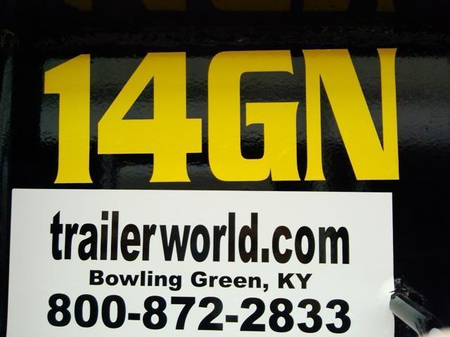 2015 Big Tex Trailers 14GN-25' + 5' Equipment Trailer MEGA RAMPS