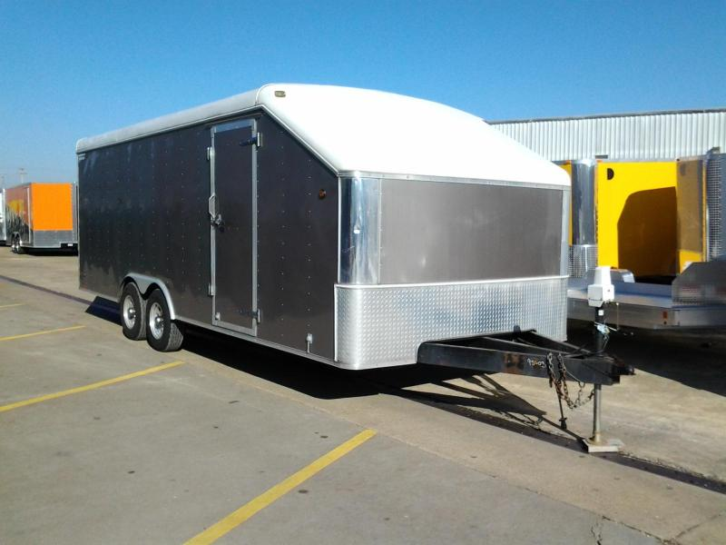 2008 United Slope 22' Enclosed Car Trailer Show Car Pkg