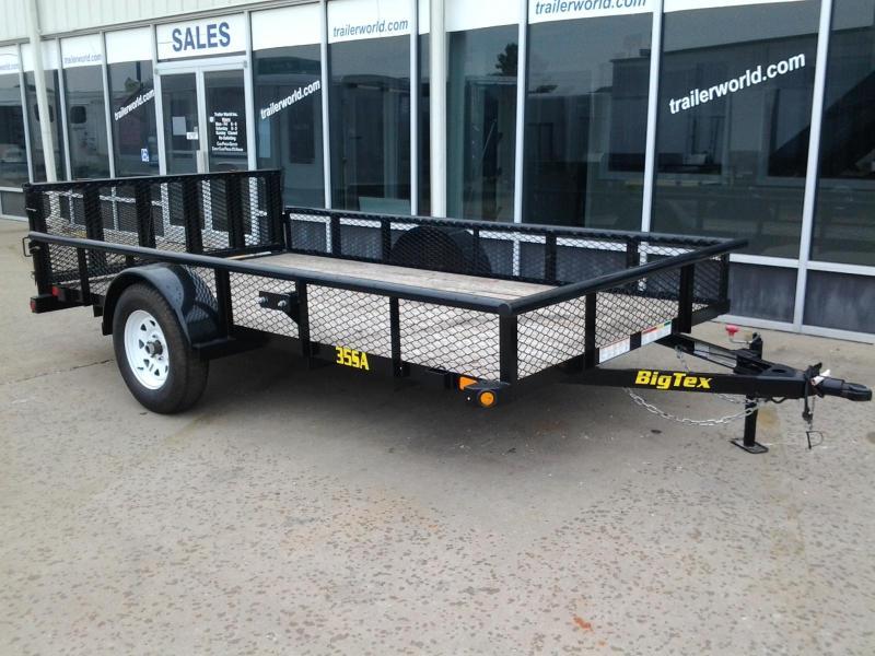 2014 Big Tex Trailers 35SA-12' x 6.5'  Utility Trailer