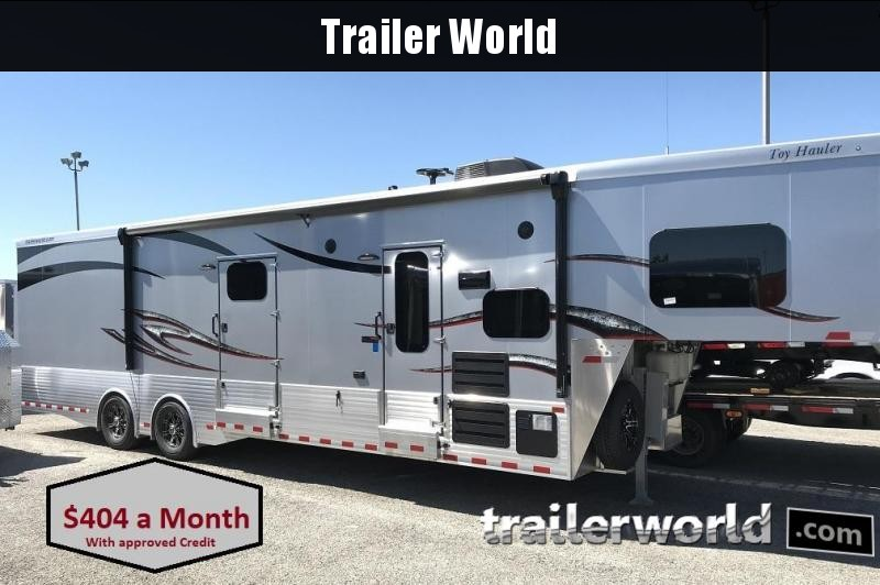 2019 Sundowner 1786GM 38' Pro Series Toy Hauler Trailer 20' Garage