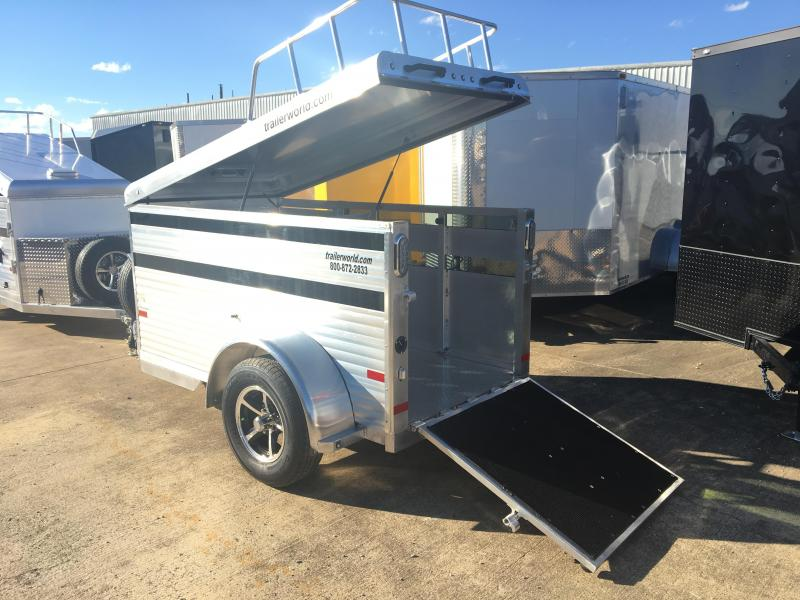 2018 Sundowner Aluminum Mini Stock Trailer Show Trailer