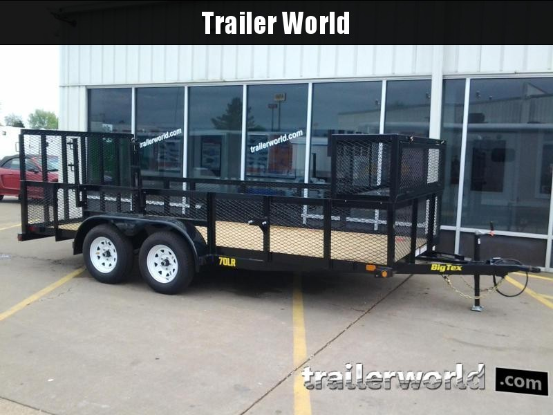 2017 Big Tex Trailers 70LR -14
