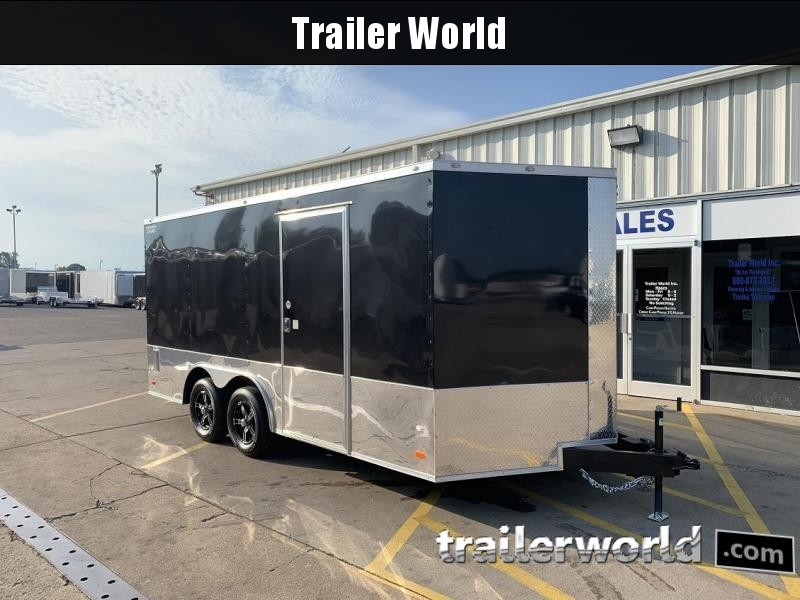 2019 CW 8.5' x 16'  Vnose Enclosed Cargo Trailer