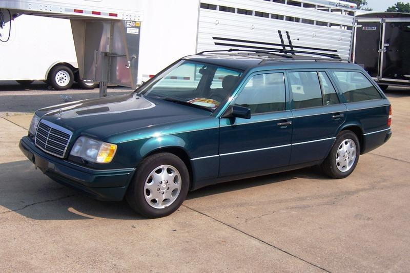 1995 Mercedes E320 Wagon