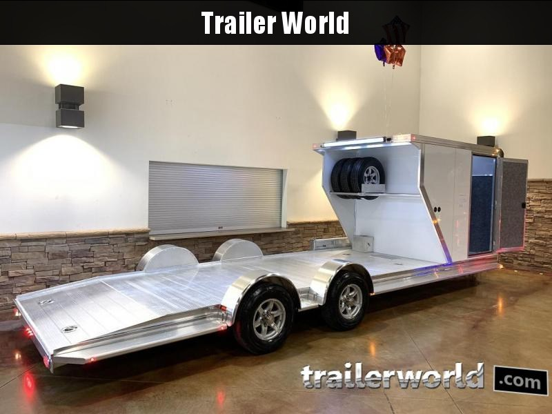 2020 Sundowner Trailers Open Track Car / Racing Trailer