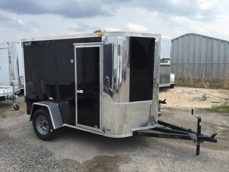2015 ARI 5' x 8' x 6' Enclosed Cargo Trailer