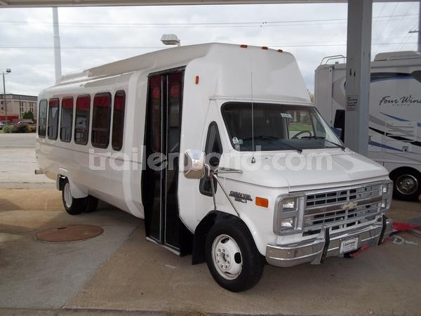 1989 Chevrolet CHURCH BUS