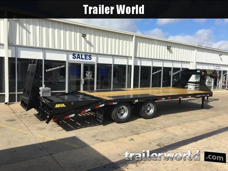 2018 Big Tex Trailers 22GN-20