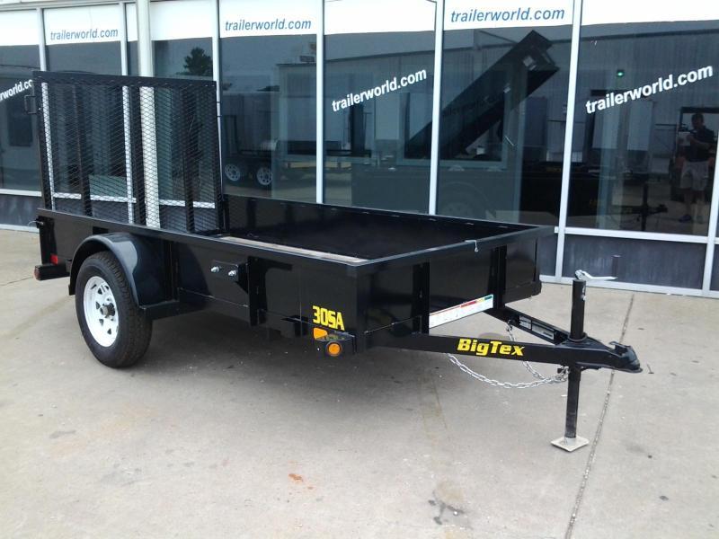 2014 Big Tex Trailers 30SA 10' x 5' Utility Trailer