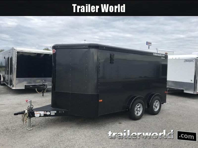 2019 Sundowner  7.5' x 14' Aluminum Enclosed Motorcycle Trailer