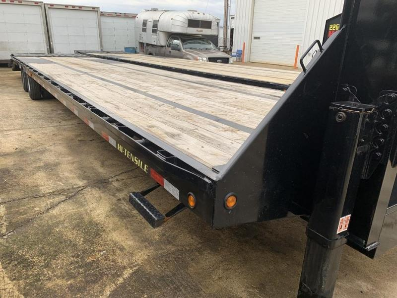 2017 Big Tex 25GN-35' + 5' Equipment Trailer 25900 GVWR MEGA Ramps