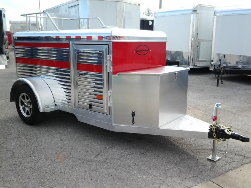 2015 Sundowner Mini Stock Trailer