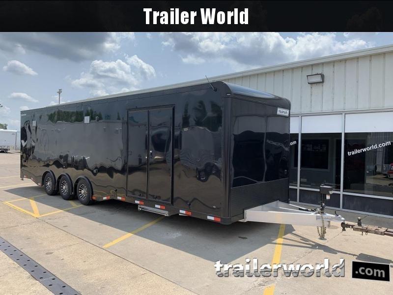 2019 Haulmark 32' Aluminum Race Trailer Dragster Trailer