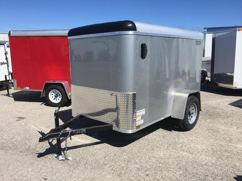 2016 Lark 5' x 8'  Enclosed Cargo Trailer