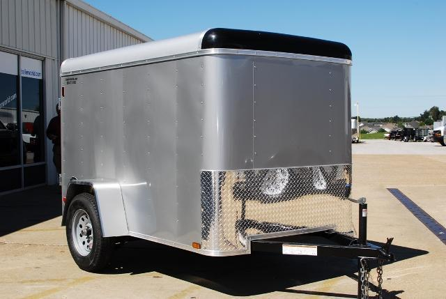 2014 Lark 5' x 8' Enclosed Cargo Trailer