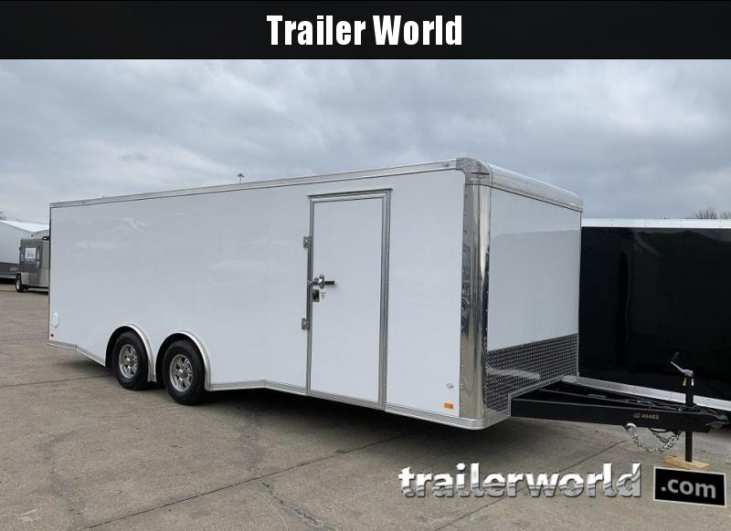 2019 CW 24' Spread Axle Car Trailer 10k GVWR